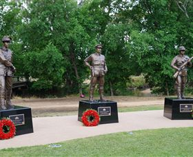 VC Memorial Park - Honouring Our Heroes - Accommodation Daintree