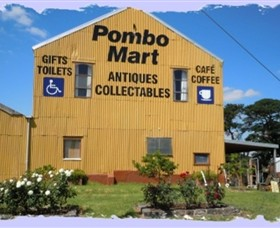 Pombo Mart - Accommodation Daintree