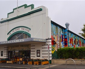 The Victory Theatre Antique Centre - Accommodation Daintree