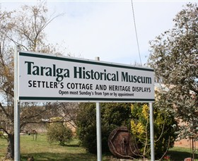 Taralga Historical Society Museum - Accommodation Daintree