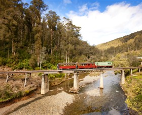 Walhalla Goldfields Railway - Accommodation Daintree