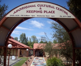 Armidale and Region Aboriginal Cultural Centre and Keeping Place - Accommodation Daintree