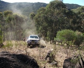 Geraldine 4WD Recreation Park - Accommodation Daintree