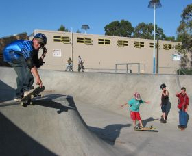 Goulburn Skate Park - Accommodation Daintree