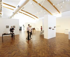 Goulburn Regional Art Gallery - Accommodation Daintree
