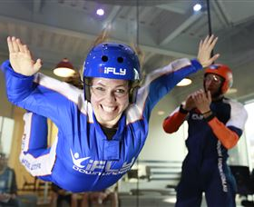 iFly Indoor Skydiving - Accommodation Daintree