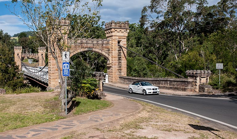 Coast to the Highlands scenic drive – Kangaroo Valley
