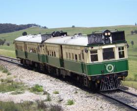 Paterson Rail Motor Society - Accommodation Daintree