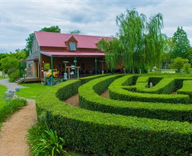 Amazement Farm and Fun Park / Cafe and Farmstay Accommodation - Accommodation Daintree