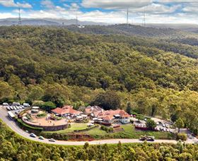 Brisbane Lookout Mount Coot-tha - Accommodation Daintree
