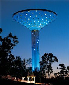 Wineglass Water Tower - Accommodation Daintree