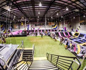 Bounce Inc Trampoline Park - Tingalpa - Accommodation Daintree