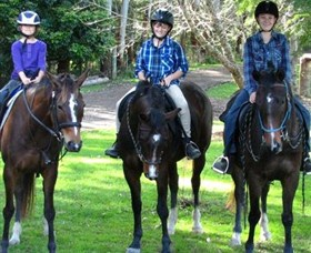 Kings Creek Saddle Club - Accommodation Daintree