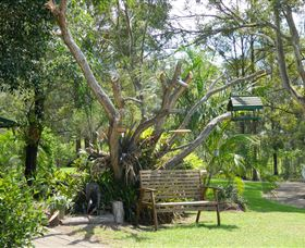 Mondrook Garden Cafe Gallery and Function Centre - Accommodation Daintree