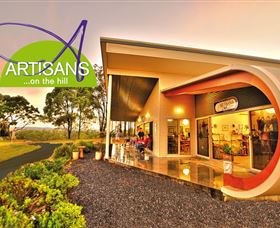 Artisans On The Hill - Accommodation Daintree