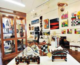 Nimbin Artists Gallery - Accommodation Daintree