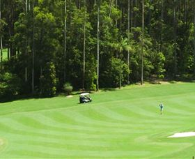 Bonville Golf Resort - Accommodation Daintree