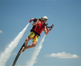 Jetpack Flyboard Adventures - Accommodation Daintree