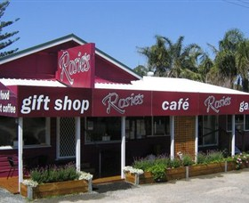 Rosies Cafe and Gallery - Accommodation Daintree