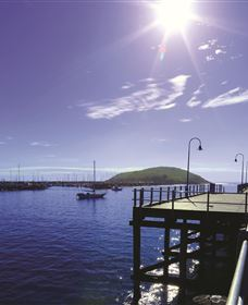 Coffs Harbour Marina and Jetty Area