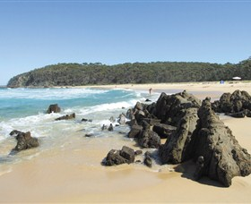 Armands Beach Bermagui - Accommodation Daintree