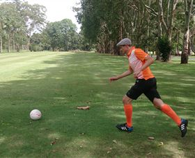 FootGolf at Teven Valley Golf Course - Accommodation Daintree