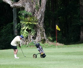 Teven Valley Golf Course - Accommodation Daintree