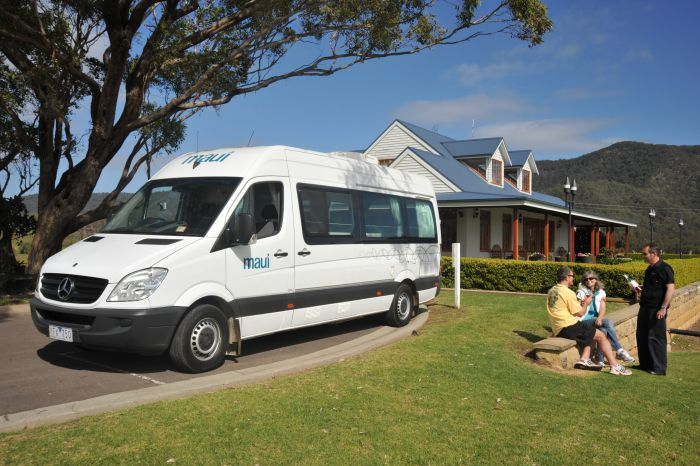 maui motorhomes - Accommodation Daintree