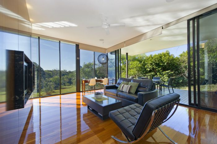 Glass On Glasshouse - Accommodation Daintree