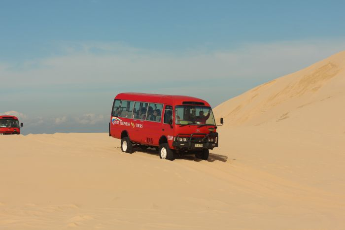 Port Stephens 4WD Tours - Accommodation Daintree