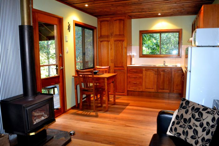 Waterfall Hideout-Rainforest Cabin for Couples - Accommodation Daintree