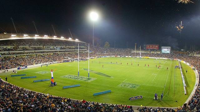 GIO Stadium Canberra - Accommodation Daintree