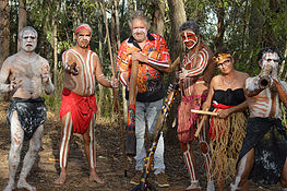 Didgeridoo Jam in the Park - Accommodation Daintree