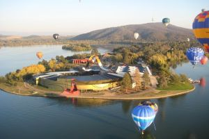Canberra Hot Air Balloon Flight at Sunrise - Accommodation Daintree