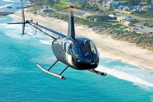 Perth Beaches Helicopter Tour from Hillarys Boat Harbour - Accommodation Daintree