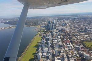 Perth Scenic Flight - City River and Beaches - Accommodation Daintree