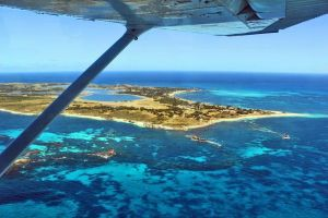 Rottnest Island  Perth City Scenic Flight - Accommodation Daintree