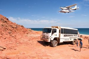 Horizontal Falls Full-Day Tour from Broome 4x4  Seaplane - Accommodation Daintree