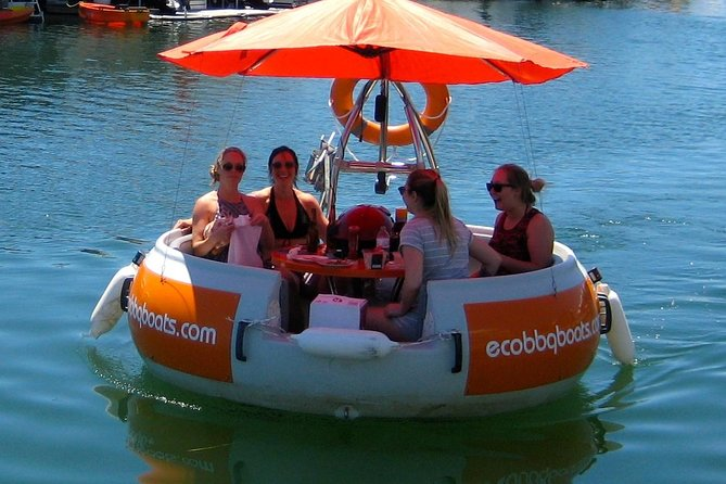 Self-Drive BBQ Boat Hire Mandurah - Group of 3 - 6 people - Accommodation Daintree