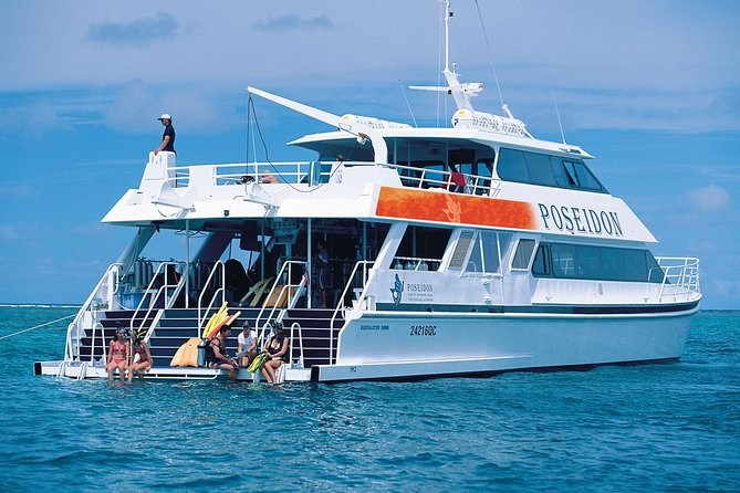Poseidon Outer Great Barrier Reef Snorkeling and Diving Cruise from Port Douglas - Accommodation Daintree