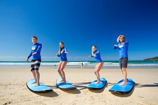 Learn to Surf at Surfers Paradise on the Gold Coast - Accommodation Daintree