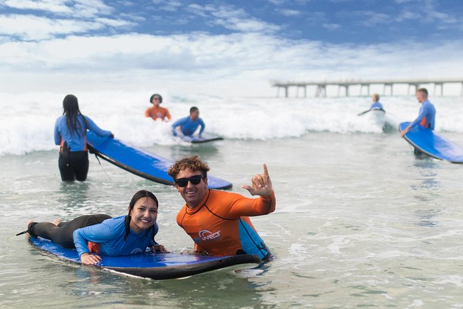 2-Hour Beginners Surf Lesson at Surfers Paradise - Accommodation Daintree