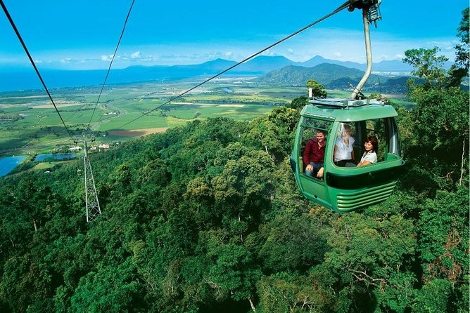 Small-Group Kuranda Village Skyrail Cableway and Scenic Railway Day Trip from Port Douglas - Accommodation Daintree
