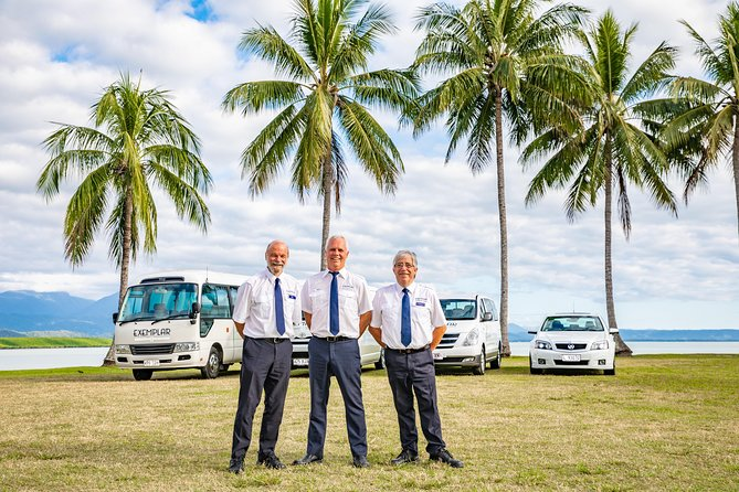 Airport Transfers between Cairns Airport and Port Douglas - Accommodation Daintree