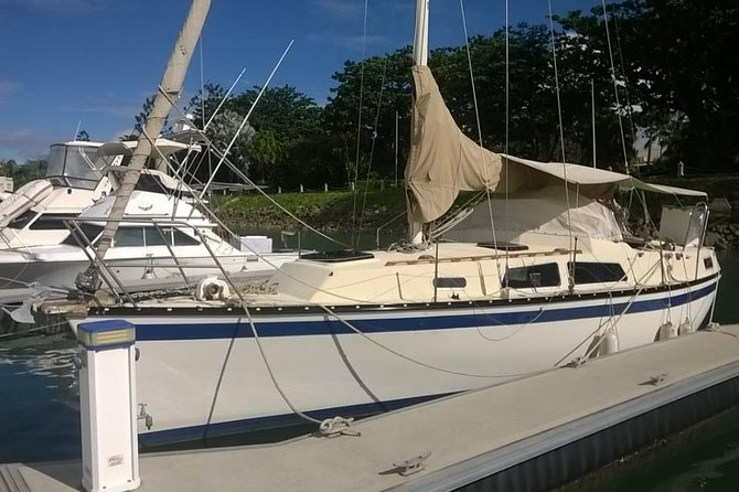Private HireMagnetic Island Lunchtime Sailing Cruise - Accommodation Daintree