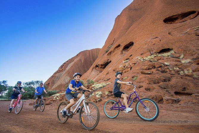 Outback Cycling Uluru Bike Ride - Accommodation Daintree