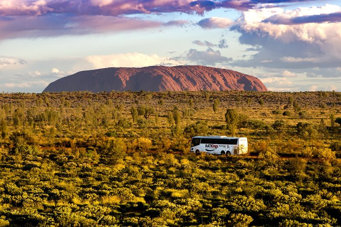 Coach Transfer from Kings Canyon Resort to Ayers Rock Resort - Accommodation Daintree