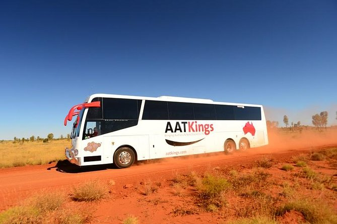 Coach Transfer from Kings Canyon to Alice Springs - Accommodation Daintree
