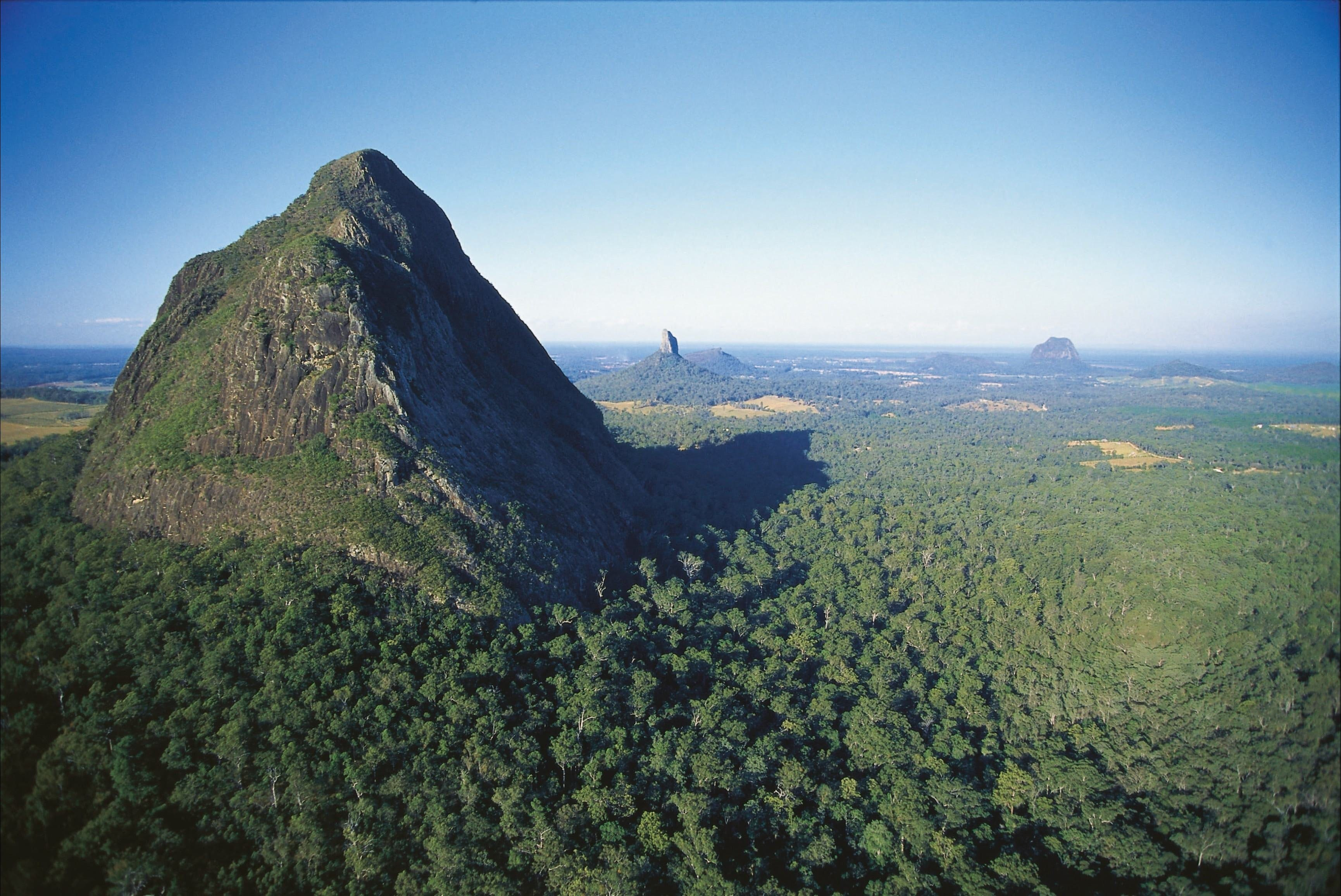 Glass House Mountains National Park - Accommodation Daintree