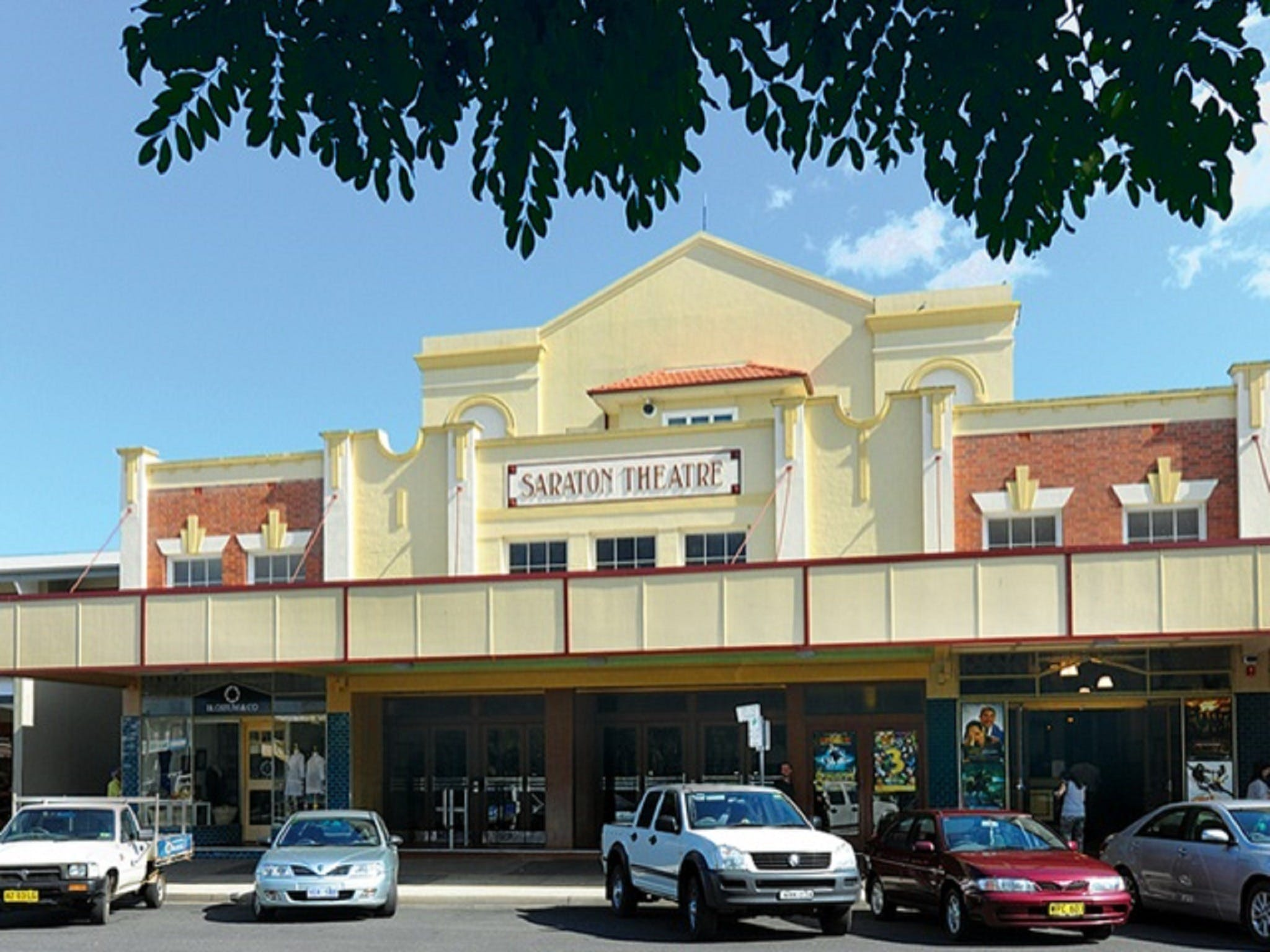 The Saraton Theatre Grafton - Accommodation Daintree